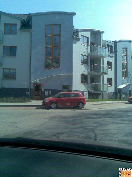 Bytové domy - Na Smetance - spolupráce na elektroinstalaci